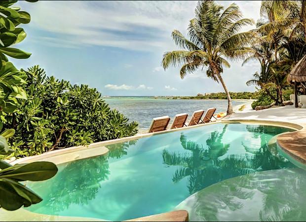 Casa Del Agua Puerto Estate Aventuras Riviera Maya Mexico 1