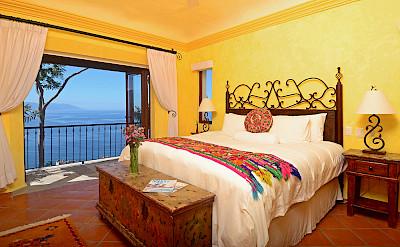 Yellow Bedroom B