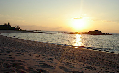 Beach Club Sunset