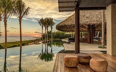 Sunset At Casa Koko