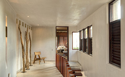 Entrance Hallway To Sol Master Suite