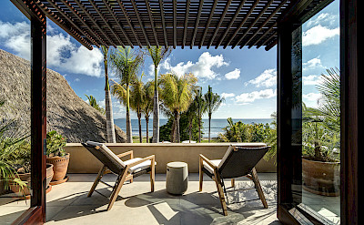 Luna Master Suite Balcony