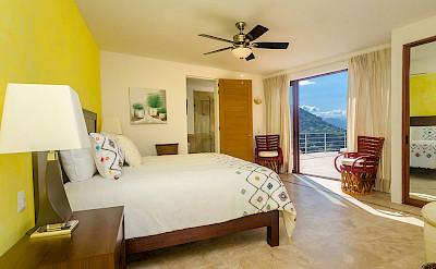 Casa Mismaloya Bed 7