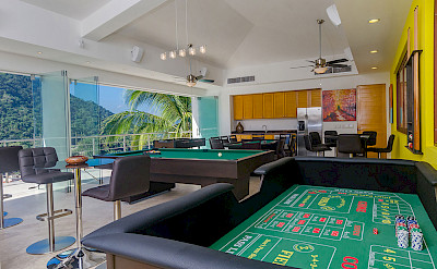 Casa Mismaloya Game Room