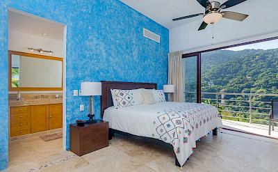 Casa Mismaloya Master Bed 1