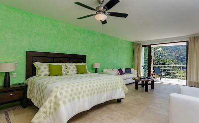 Casa Mismaloya Master Bed 6