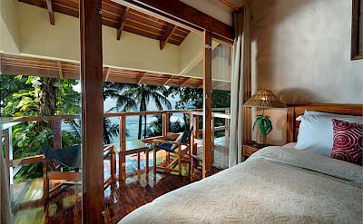 Center West Bedroom