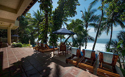Outside Patio Sundeck Ocean