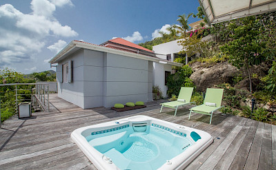 Vacation Rental St Barthelemy WV CRO Villa St Barts Villa Crojac Desktop