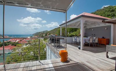 Vacation Rental St Barthelemy WV CRO Villa St Barts Villa Croter Desktop