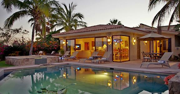 Casa Tortuga Exterior 5 Bdrm 5 5 Bath Cabo Del Sol Lifestyle Villas