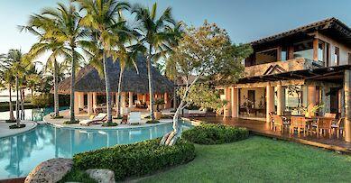 Architectural Digest villa rentals