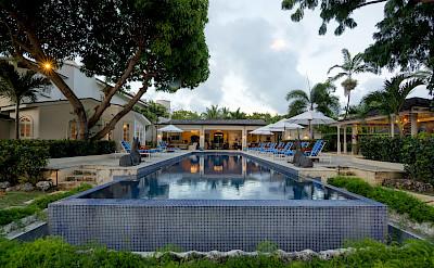 Evening Villa View