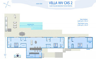 Vacation Rental St Barthelemy WV CAS Villa St Barts Villa Cas 2 Ico Desktop