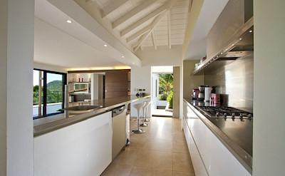 Vacation Rental St Barthelemy WV CAS Villa St Barts Villa Cas 2 Kit Desktop