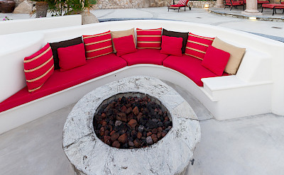 Firepit By Day
