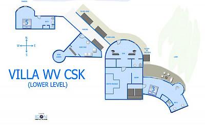 Vacation Rental St Barthelemy WV CSK Villa CastleRock St Barts Villa Cskico Desktop