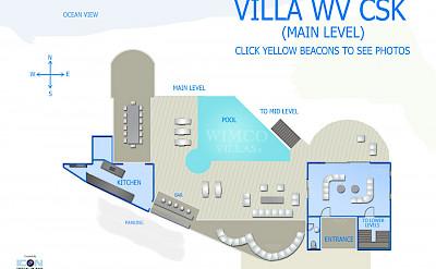 Vacation Rental St Barthelemy WV CSK Villa St Barts Villa Cskico Desktop