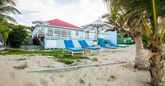 Vacation Rental St Barthelemy WV CLA Villa St Barts Villa Clabch Desktop