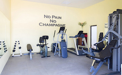 Champagne Workout Web
