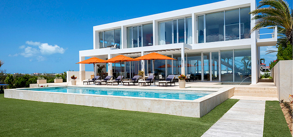 Champagne Exterior