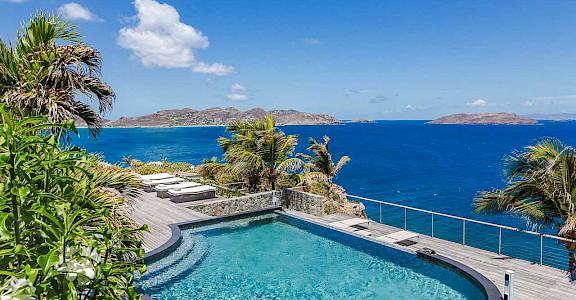 Vacation Rental St Barthelemy WV CDM Villa St Barts Villa CDMbah Desktop