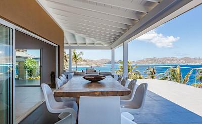 Vacation Rental St Barthelemy WV CDM Villa St Barts Villa CDMdin Desktop