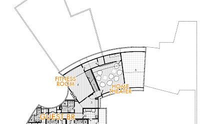 Cielomar Floorplan Lowestlevel 1