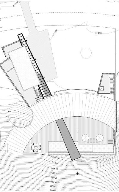 Cielomar Floorpan Roof 1