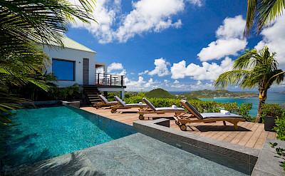 Vacation Rental St Barthelemy WV CLM Villa St Barts Villa Clmpol Desktop