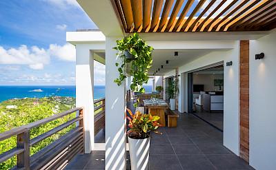 Vacation Rental St Barthelemy WV CLM Villa St Barts Villa Clmter Desktop