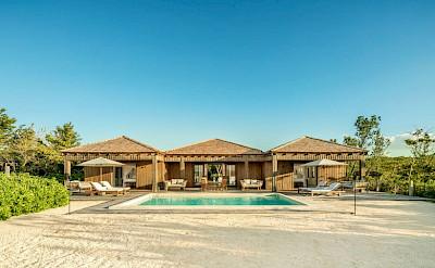 Como Parrot Cay Two Bedroom Beach Villa Outdoor