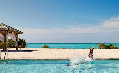 Parrot Cay Como Villa Pool