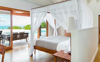 Parrot Cay Como Villa Bedroom 2