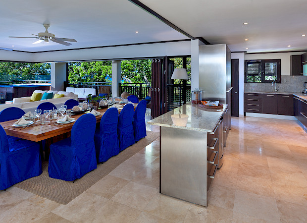 Coral Cove Unit Nov Kitchen