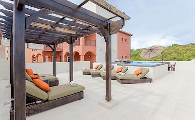 Corf Pool Terrace