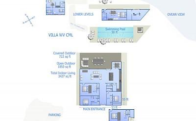 Vacation Rental St Barthelemy WV CML Villa St Barts Villa Cmlico Desktop
