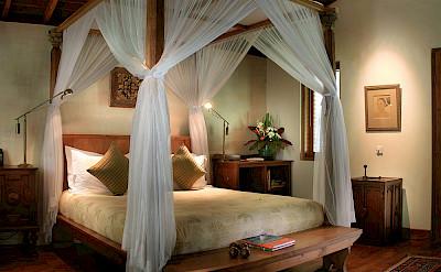 Des Indes I Pavilion 2 S Bedroom With Ethnic Touch