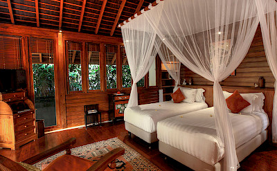 Des Indes I Twin Rooms Magical Ambience