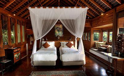 Des Indes I Ethnic Twin Room Design At Pavilion 4
