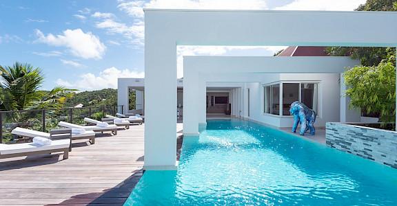 Vacation Rental St Barthelemy WV ECL Villa St Barts Villa ECLpol Desktop