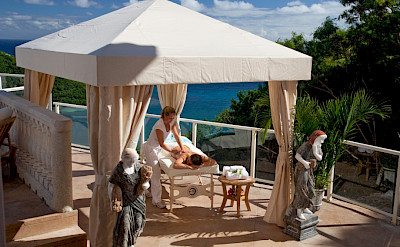 Massage Cabana 1