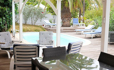 Vacation Rental St Barthelemy WV EDN Villa St Barts Villa Edndek Desktop