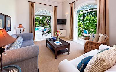 Eden Sugar Hill Aug Cottage Tv Room