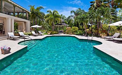 Eden Sugar Hill Aug Gazebo Over Pool
