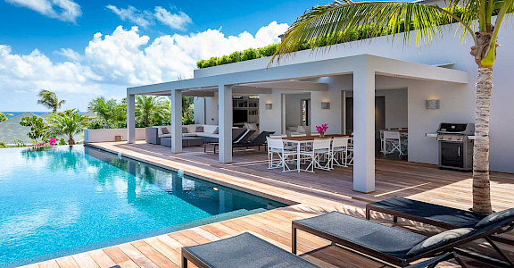Vacation Rental St Barthelemy WV GRO Villa St Barts Villa Gropol Desktop