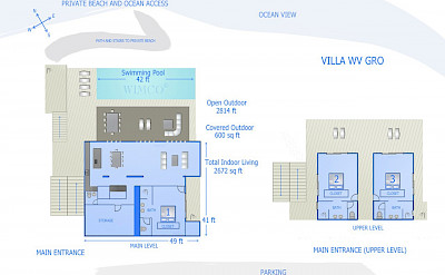 Vacation Rental St Barthelemy WV GRO Villa St Barts Villa Groico Desktop