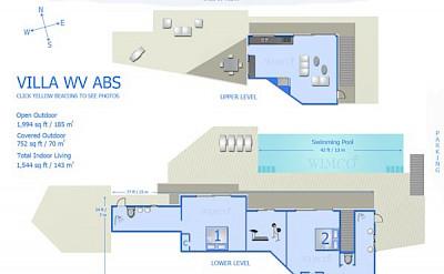 Vacation Rental St Barthelemy WV ABS Villa St Barts Villa Absico Desktop