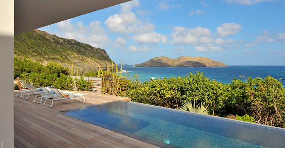 Vacation Rental St Barthelemy WV ABS Villa St Bart Villa Abspol Desktop