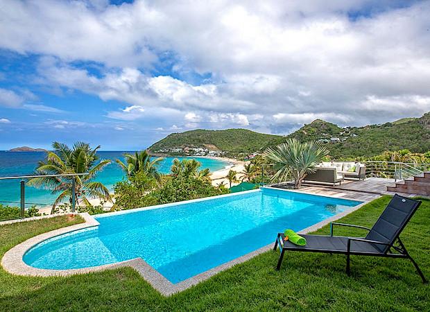 Vacation Rental St Barthelemy WV ISA Villa St Barts Villa Isapol Desktop